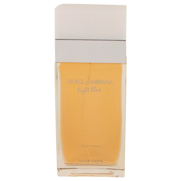 Light Blue Sunset In Salina Eau De Toilette Spray (Tester) By Dolce & Gabbana - Sensual Fashion Boutique