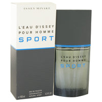 L'eau D'issey Pour Homme Sport Eau De Toilette Spray By Issey Miyake - Sensual Fashion Boutique