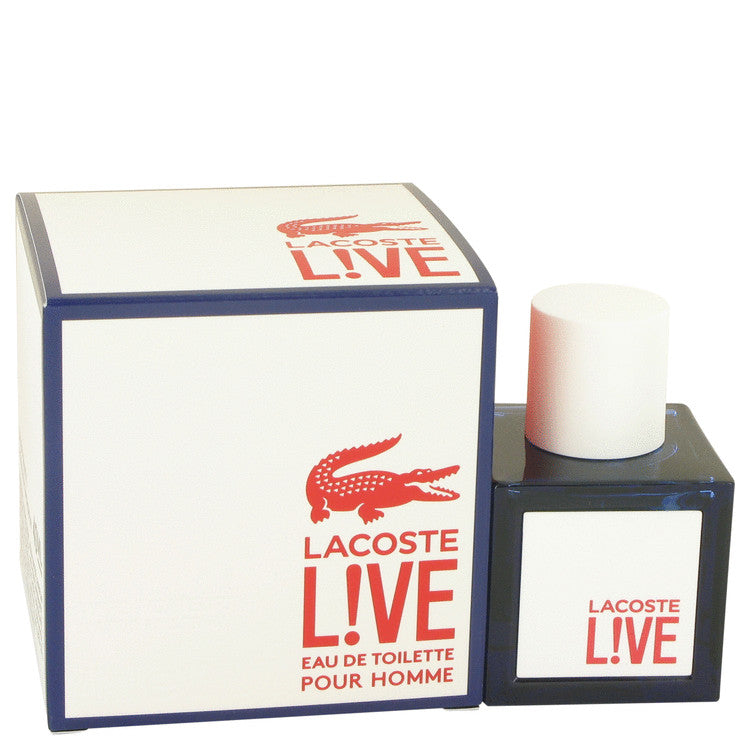 Lacoste Live Eau De Toilette Spray By Lacoste - Sensual Fashion Boutique
