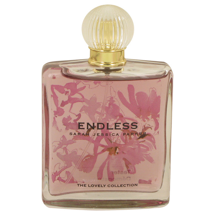Lovely Endless Eau De Parfum Spray (Tester) By Sarah Jessica Parker - Sensual Fashion Boutique