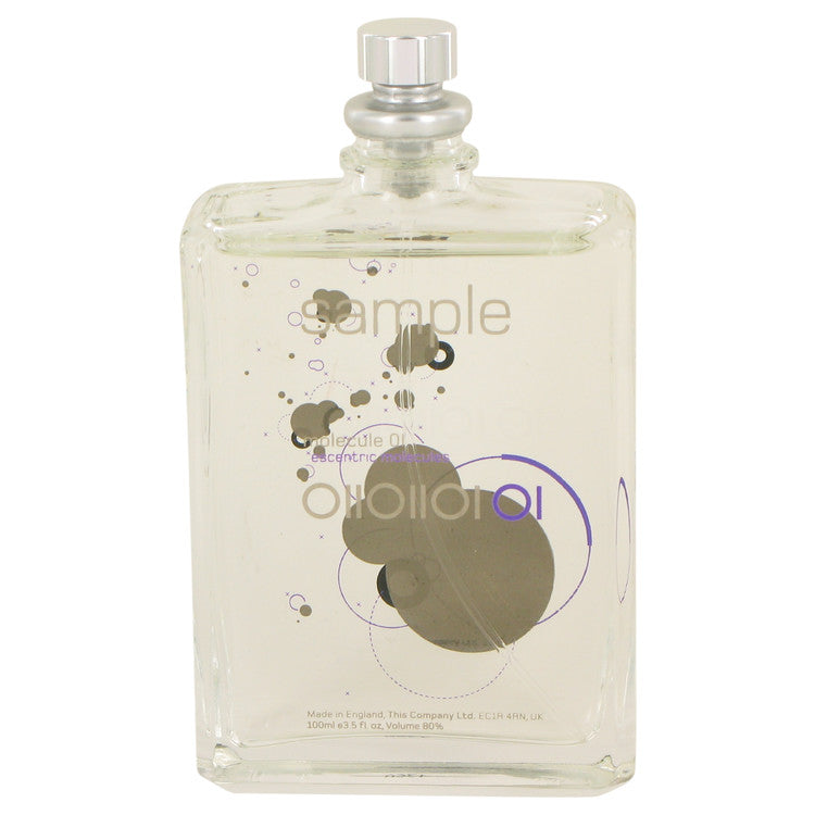 Molecule 01 Eau De Toilette Spray (Tester) By ESCENTRIC MOLECULES - Sensual Fashion Boutique