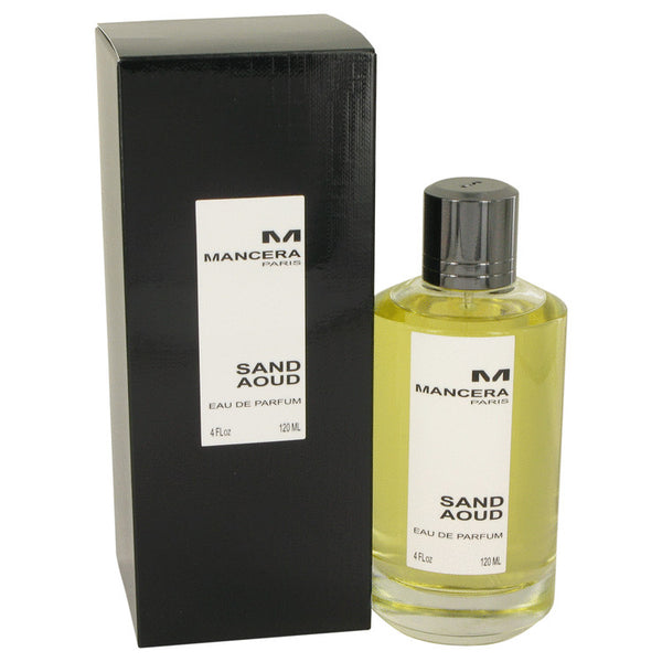 Mancera Sand Aoud Eau De Parfum Spray (Unisex) By Mancera - Sensual Fashion Boutique