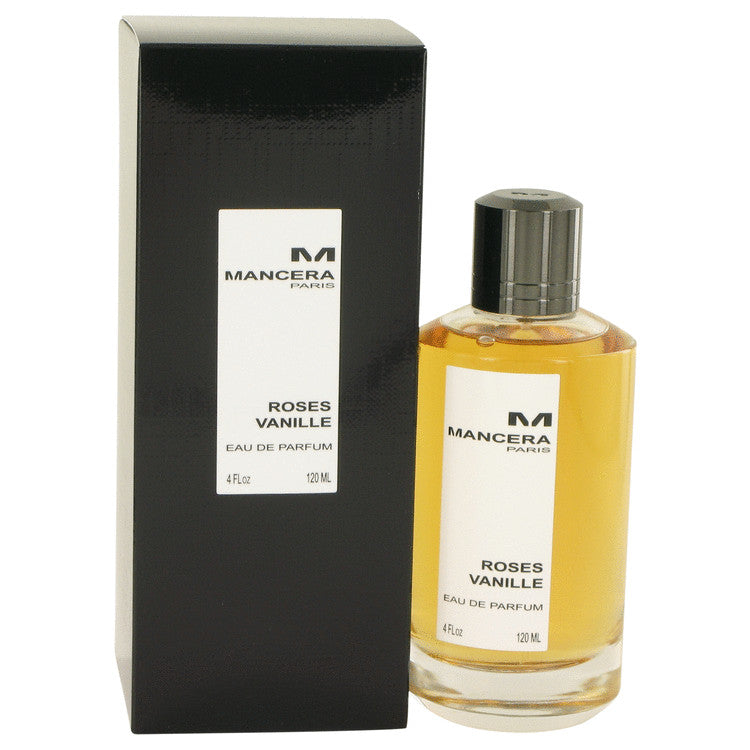 Mancera Roses Vanille Eau De Parfum Spray By Mancera - Sensual Fashion Boutique