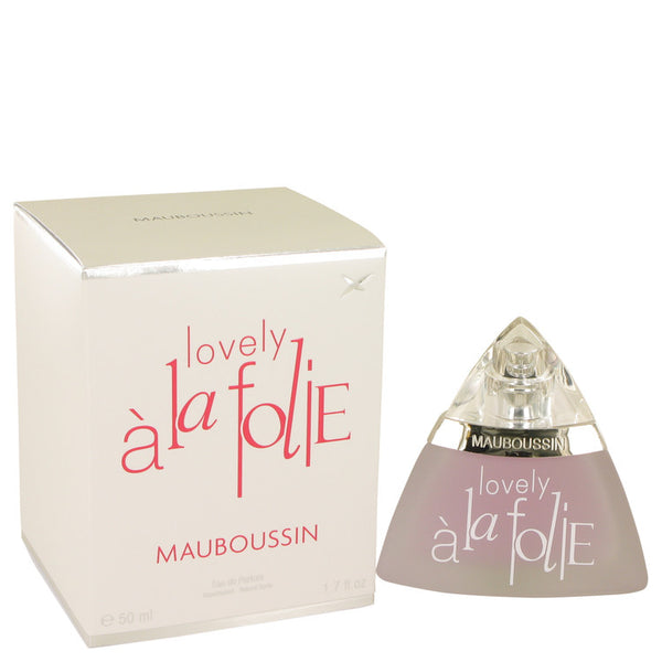 Mauboussin Lovely A La Folie Eau De Parfum Spray By Mauboussin - Sensual Fashion Boutique