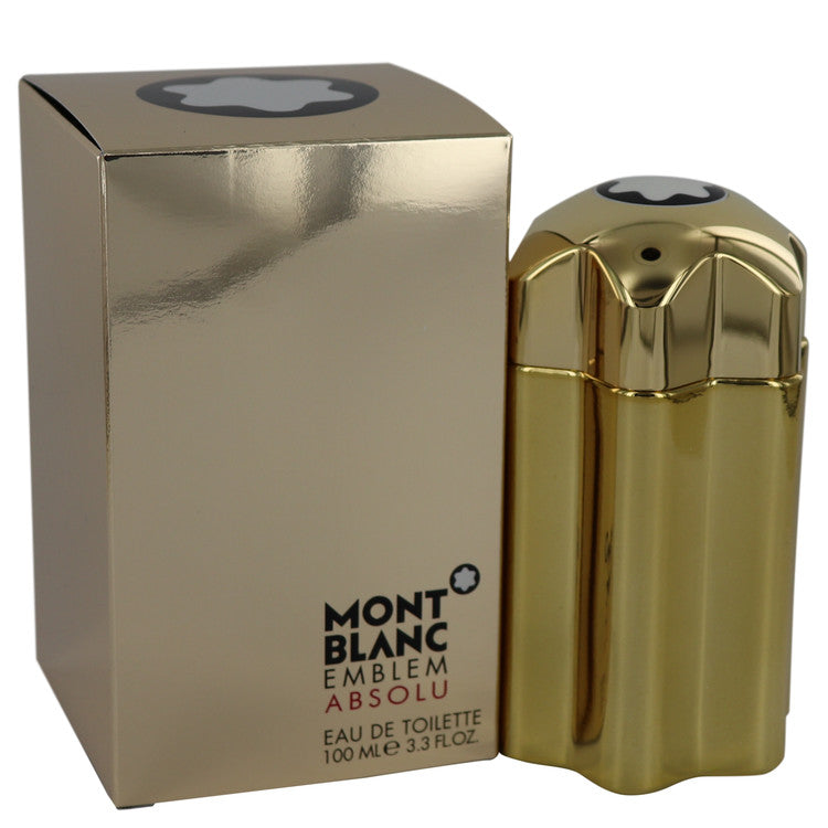 Montblanc Emblem Absolu Eau De Toilette Spray By Mont Blanc - Sensual Fashion Boutique