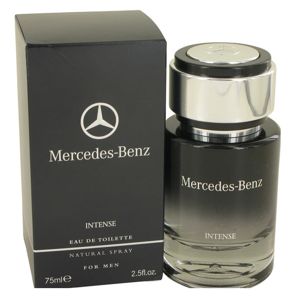 Mercedes Benz Intense Eau De Toilette Spray By Mercedes Benz - Sensual Fashion Boutique