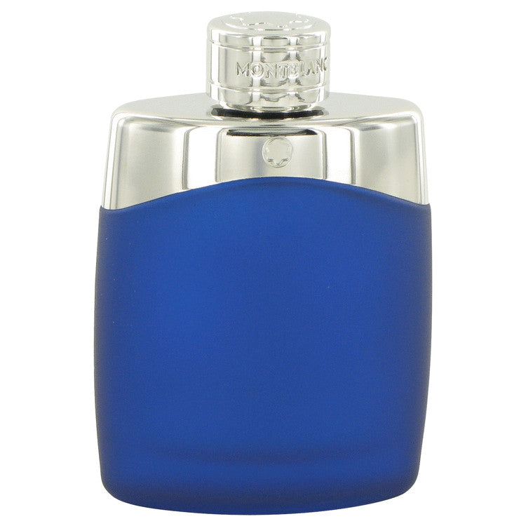 Montblanc Legend Eau De Toilette Spray (Special Edition Blue Tester) By Mont Blanc - Sensual Fashion Boutique