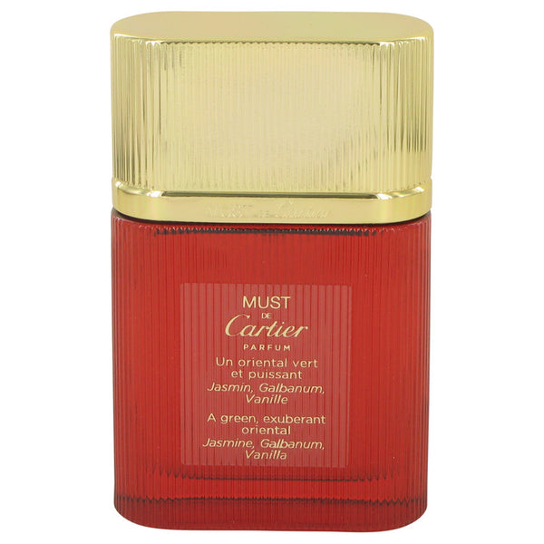 Must De Cartier Parfum Spray Refill (Tester) By Cartier - Sensual Fashion Boutique