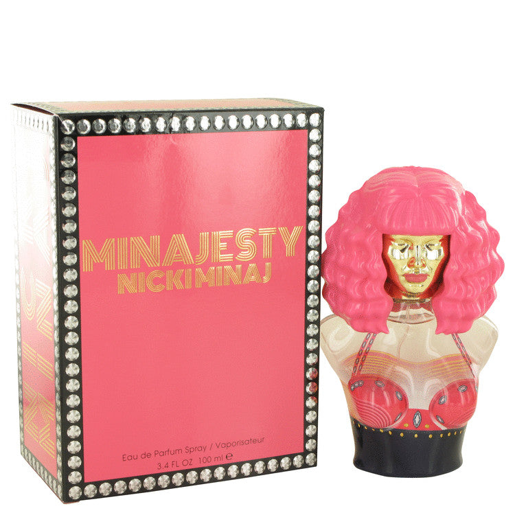 Minajesty Eau De Parfum Spray By Nicki Minaj - Sensual Fashion Boutique