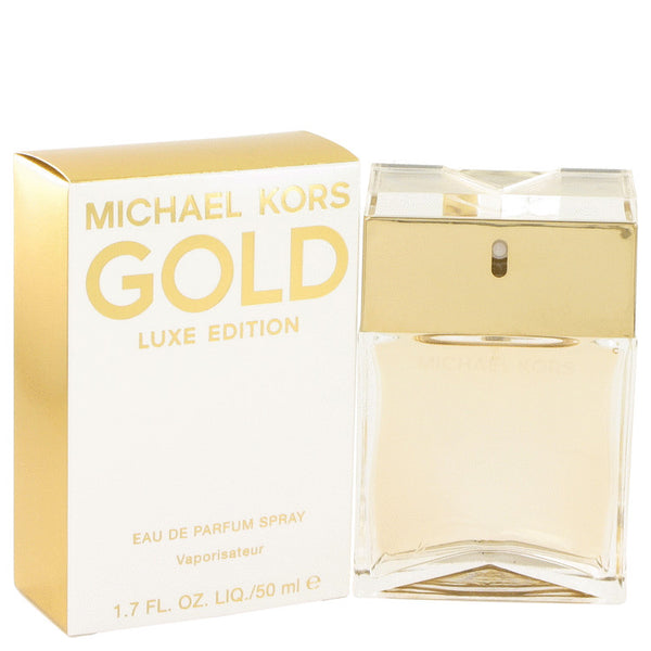 Michael Kors Gold Luxe Eau De Parfum Spray By Michael Kors - Sensual Fashion Boutique
