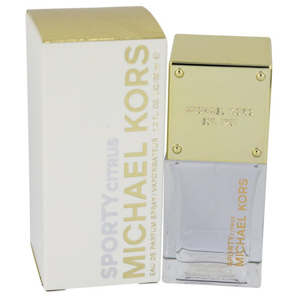 Michael Kors Sporty Citrus Eau De Parfum Spray By Michael Kors - Sensual Fashion Boutique
