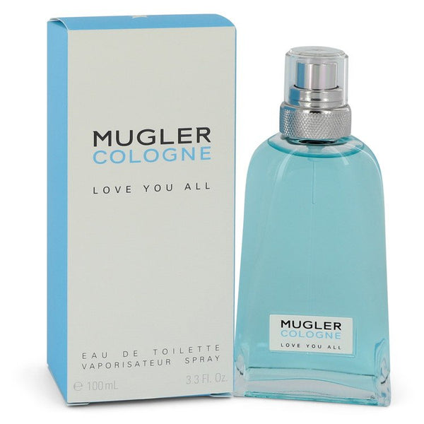 Mugler Love You All Eau De Toilette Spray (Unisex) By Thierry Mugler - Sensual Fashion Boutique