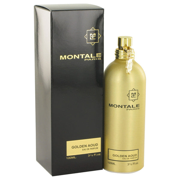 Montale Golden Aoud Eau De Parfum Spray By Montale - Sensual Fashion Boutique