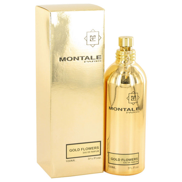 Montale Gold Flowers Eau De Parfum Spray By Montale - Sensual Fashion Boutique