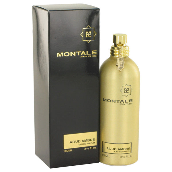 Montale Aoud Ambre Eau De Parfum Spray (Unisex) By Montale - Sensual Fashion Boutique