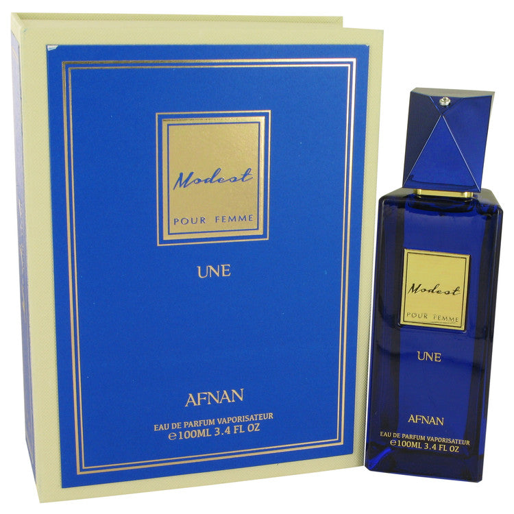 Modest Pour Femme Une Eau De Parfum Spray By Afnan - Sensual Fashion Boutique