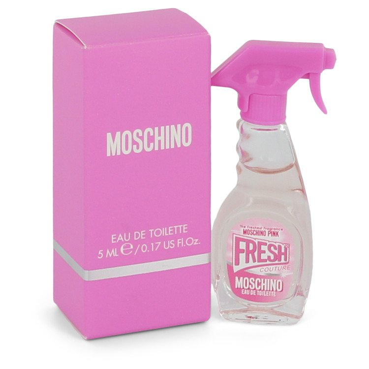 Moschino Pink Fresh Couture Mini EDT By Moschino - Sensual Fashion Boutique