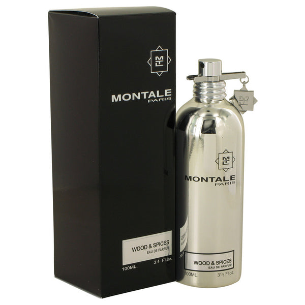 Montale Wood & Spices Eau De Parfum Spray By Montale - Sensual Fashion Boutique