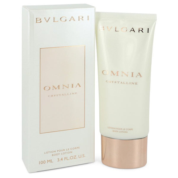 Omnia Crystalline Body Lotion By Bvlgari - Sensual Fashion Boutique