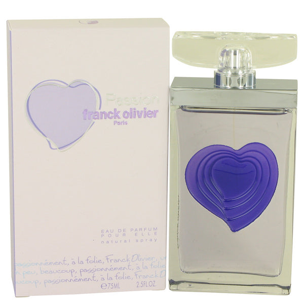 Passion Franck Olivier Eau De Parfum Spray By Franck Olivier - Sensual Fashion Boutique