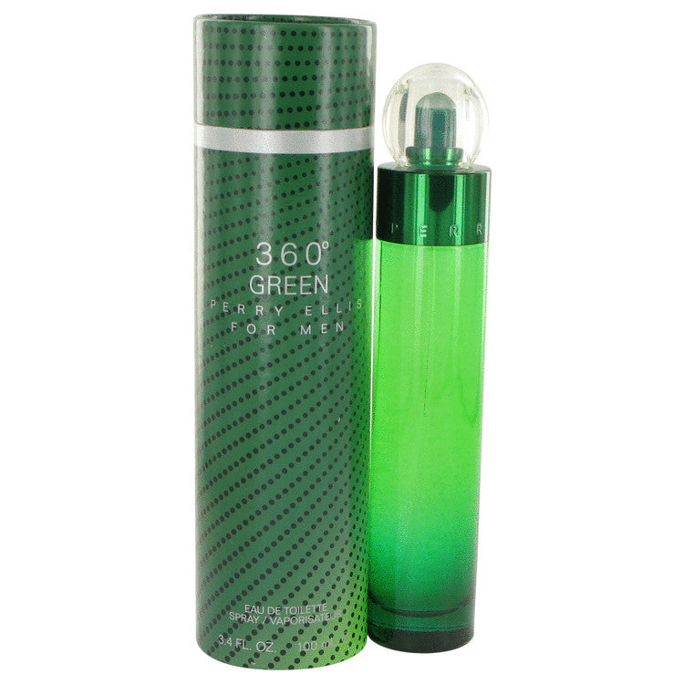 Perry Ellis 360 Green Eau De Toilette Spray By Perry Ellis - Sensual Fashion Boutique