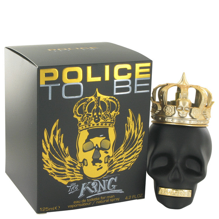 Police To Be The King Eau De Toilette Spray By Police Colognes - Sensual Fashion Boutique