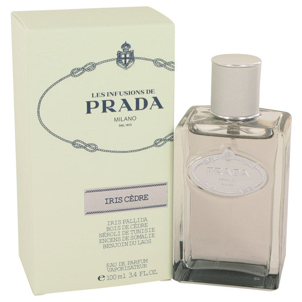 Prada Infusion D'iris Cedre Eau De Parfum Spray (Unisex) By Prada - Sensual Fashion Boutique