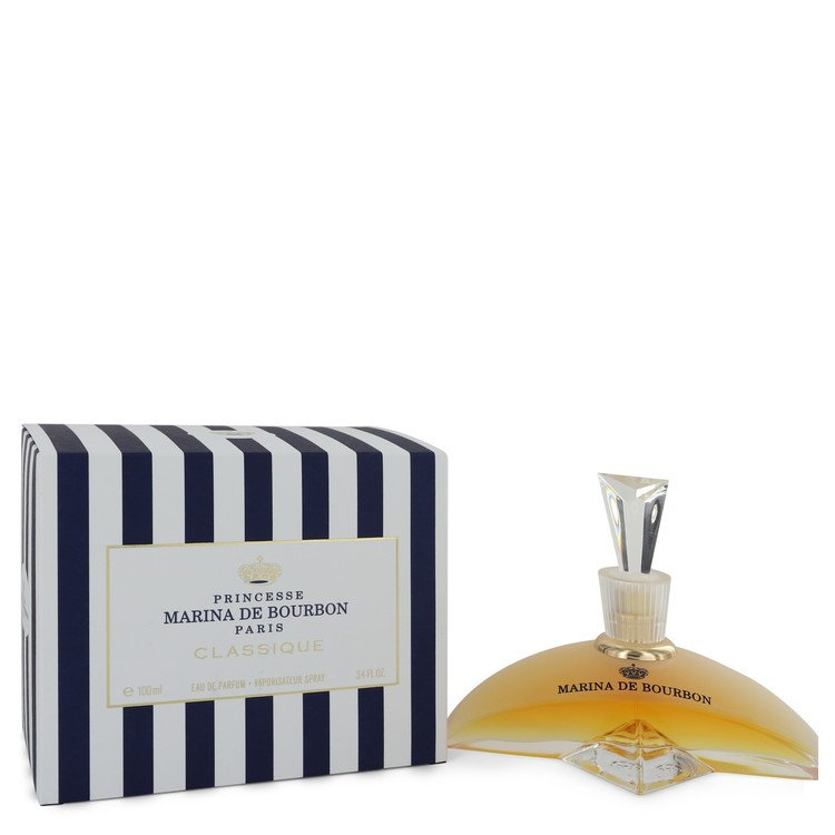 Marina De Bourbon Eau De Parfum Spray By Marina De Bourbon - Sensual Fashion Boutique