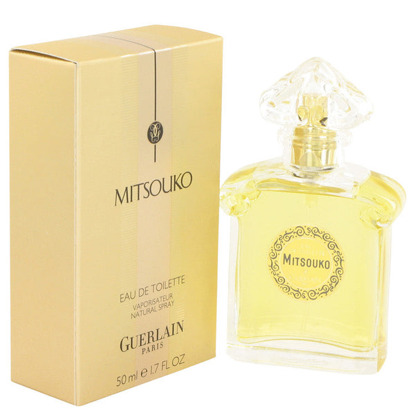 Mitsouko Eau De Toilette Spray By Guerlain - Sensual Fashion Boutique