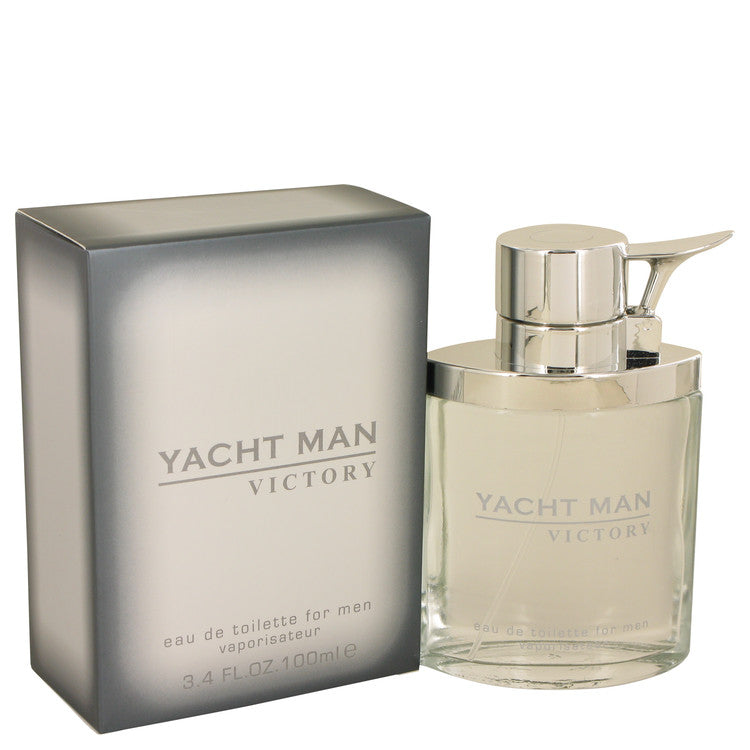 Yacht Man Victory Eau DE Toilette Spray By Myrurgia - Sensual Fashion Boutique