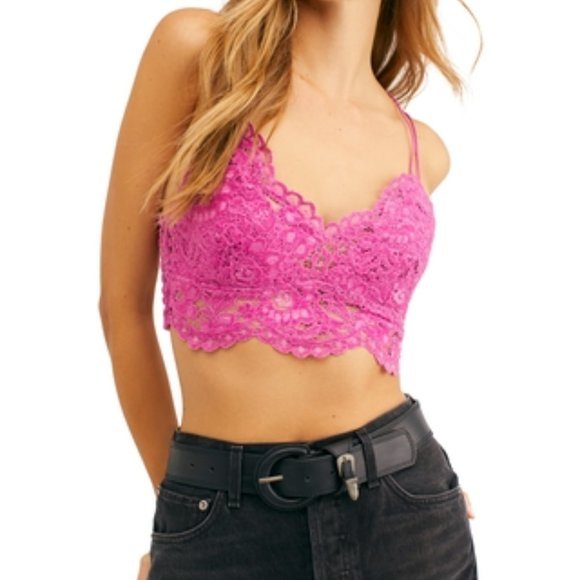 Free People Intimately Celine Lace Bra - Sensual Fashion Boutique