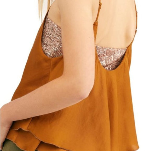 Free People Turn It On Camisole - Sensual Fashion Boutique