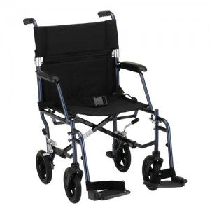 Wheelchair - Transport Style Super Lt Wt 17lbs