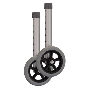 Walker Replacement Wheel Set 5""