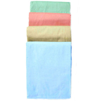 Hospital Bed Sheet Set, Flat, Fitted, & Std Pillow Case