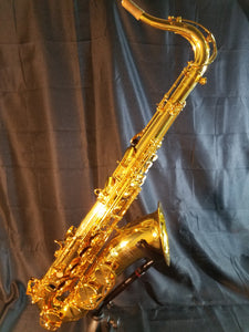 Virtuoso Gold Plated Tenor #110021