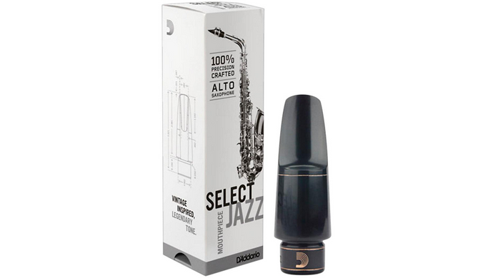 D'Addario Jazz Select Alto Mouthpiece