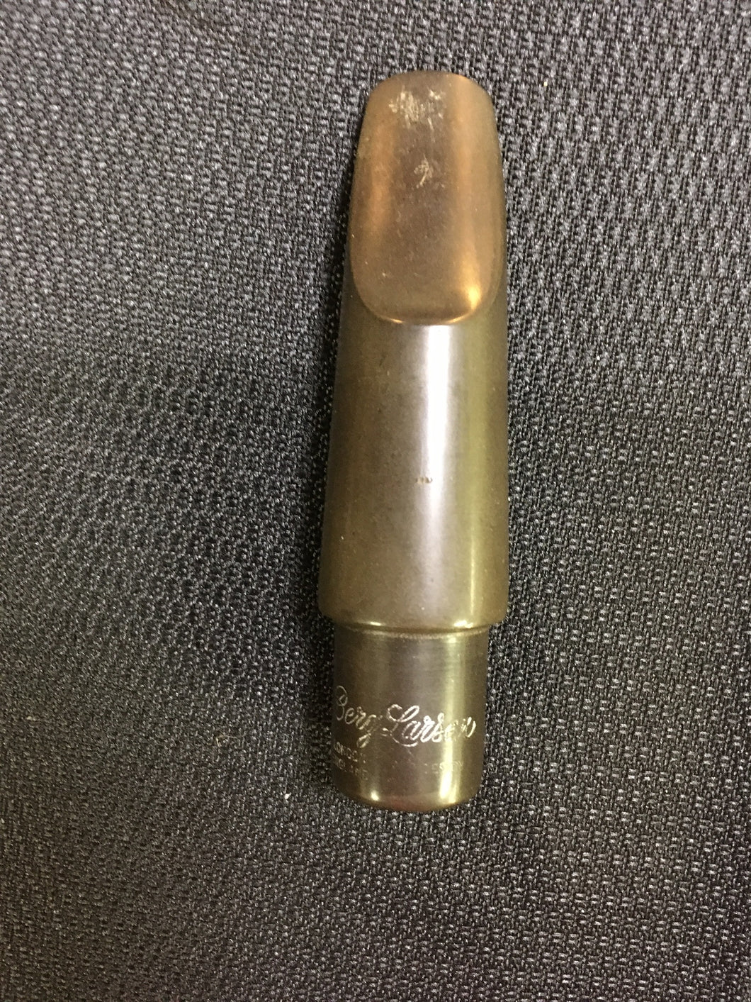 Berg Larsen 120/1 Hard Rubber Tenor Mouthpiece
