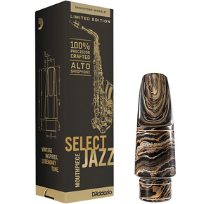 D'Addario Select Jazz Marbled Alto