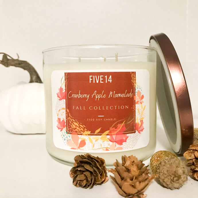 Cranberry Apple Marmalade Candle