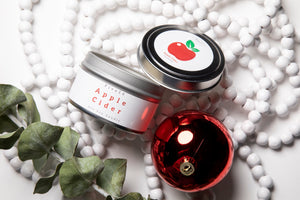 Apple Cider Tin