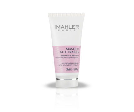 Masque Aux Fraises- Hydration mask for radiant skin.