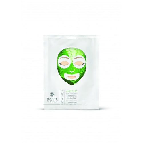 Happy Skin paraban free facial masks