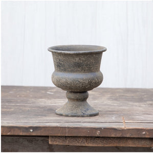 Metal Urn - Small - 1 Left!