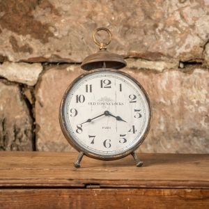 Large Bell Table Top Clock