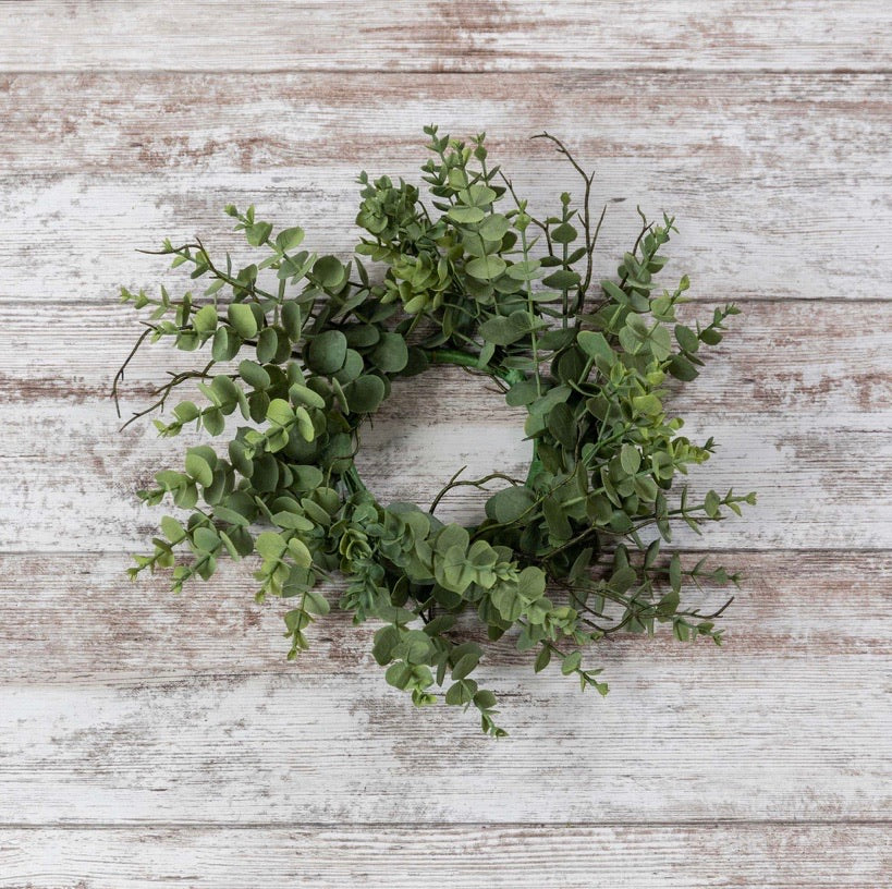 Sweet Eucalyptus Wreath