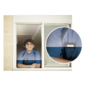 Drive-Thru Shield - Protective Barrier - 24 In. X 24 In.