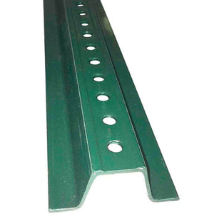 SIGN POST- 8 ft. HEAVY DUTY GREEN