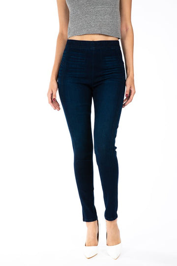 High Rise Jegging By KanCan