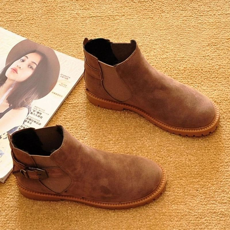 Chelsea Fashion Ankle Boots